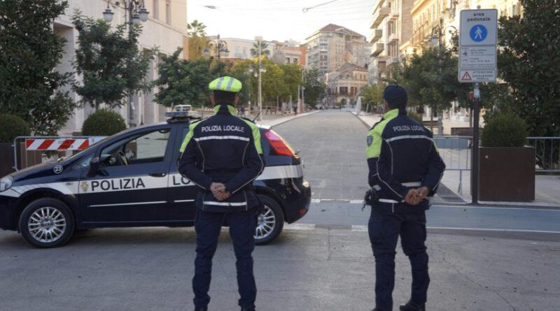 Polizia Municipale chiede il recupero per multe non pagate.