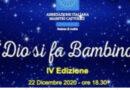 """AIMC di Andria organizza un incontro   """"Dio si fa bambino"""""""