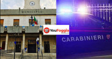 Omicidio a Ortanova donna accoltellata fermato il compagno.