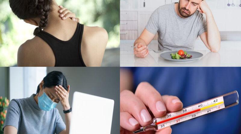 REGNO UNITO :Covid quattro nuovi sintomi legati al virus, secondo un nuovo studio – elenco completo