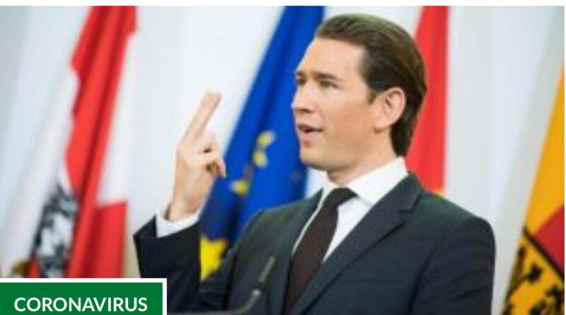 """AUSTRIA: COVID SITUAZIONE ALLARMANTE """"SIAMO A LIMITE """""""