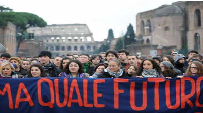 L'Unione europea ha fissato come obiettivo che – entro il 2023 – i giovani europei tra 18 e 24 anni senza diploma superiore (o qualifica professionale) siano meno del 10% del totale.