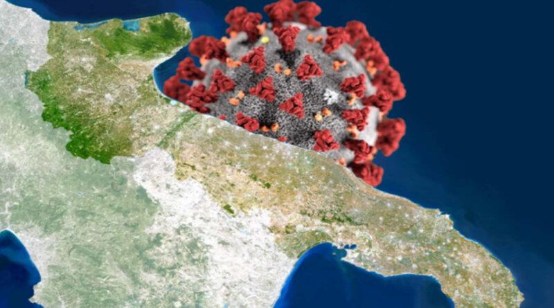 COVID: 11.543 test, 979 casi positivi, 278 in provincia di Bari, 130 in provincia di Foggia, 202 in provincia di Lecce.Terapie si stanno svuotando.