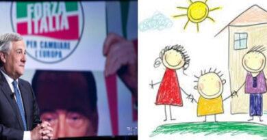 Nuova formula di  famiglia  Tajani