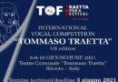 Il Traetta Opera Festival bandisce il Concorso Internazionale per giovani cantanti lirici