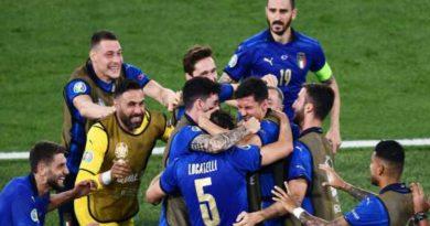 ITALIA -SVIZZERA 3 a 0