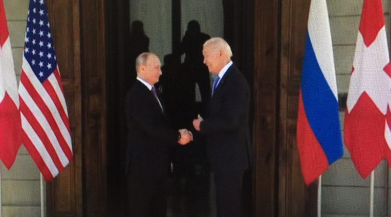 """Il Presidente degli Stati Uniti  Joe Biden """"Era necessario incontrarsi"""""""