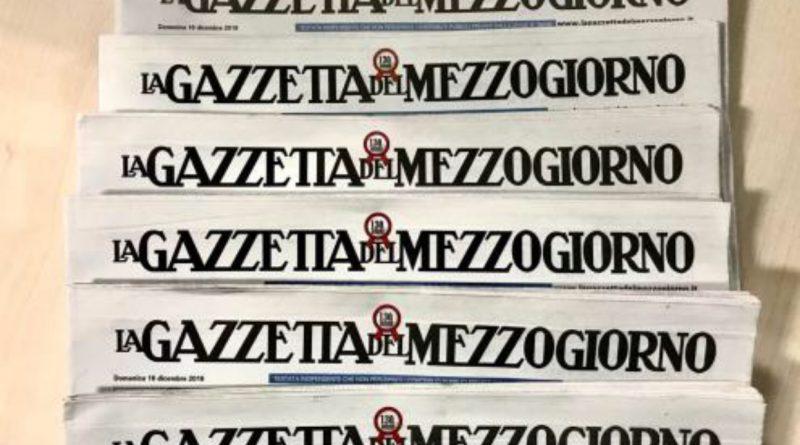 """LA GAZZETTA ANCORA BLOCCATA,IL RICORSO DEI """"FRATELLINI""""  E IL NUOVO GIORNALE"""
